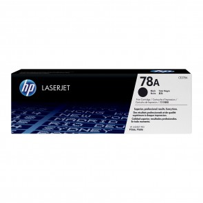 HP 78A Black Original LaserJet Toner Cartridge